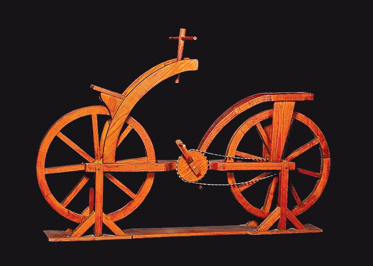 Bicihome Bicicleta de Da Vinci