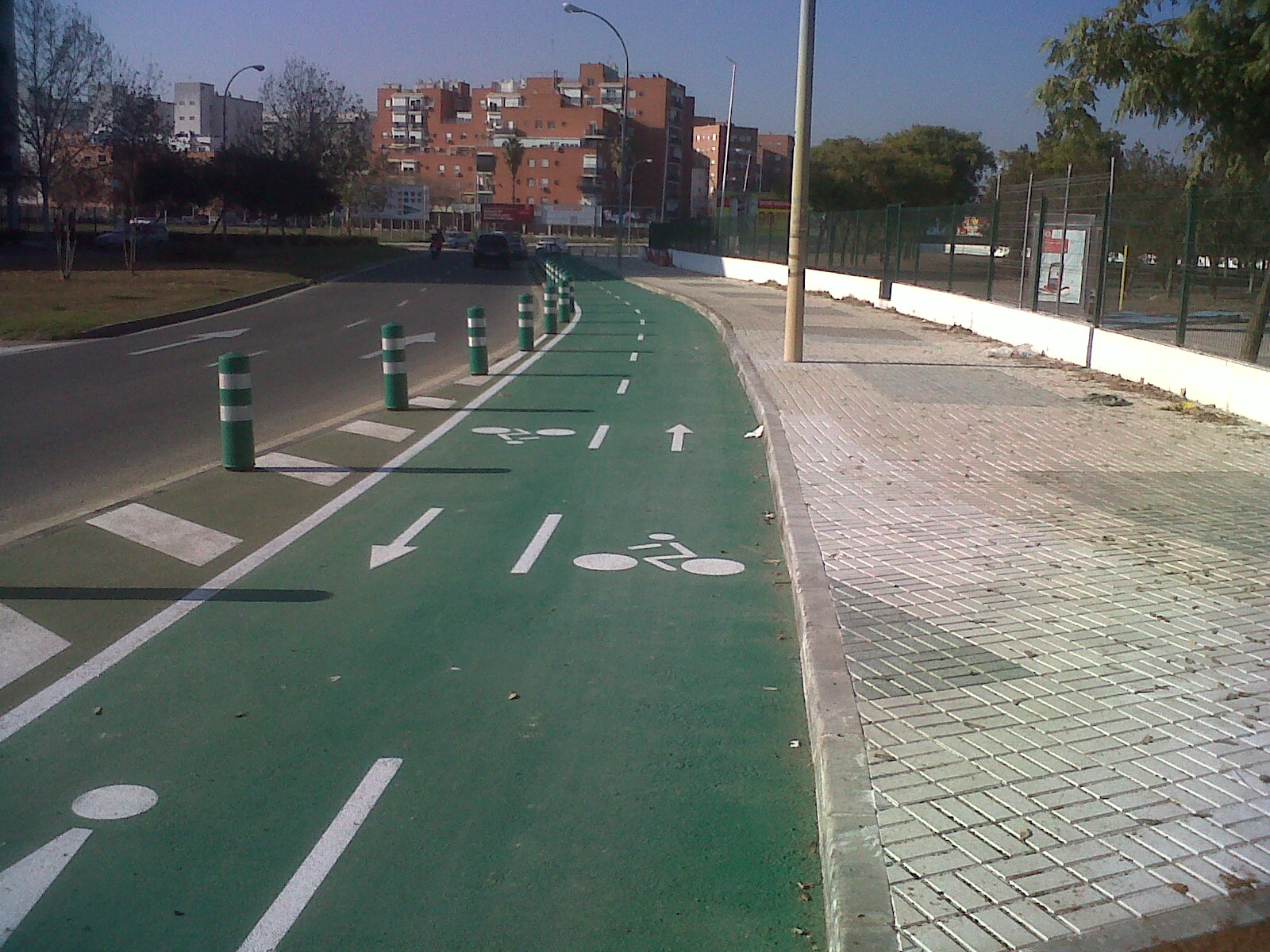 Bicihome Sevilla en Bici