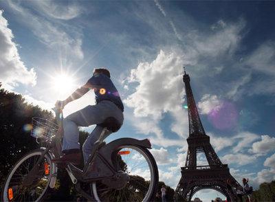 Bicihome Francia en bici