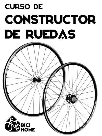Curso de constructor de ruedas , mecánica de bicis