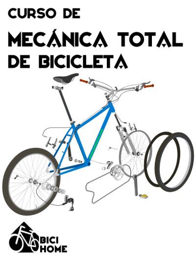 curso bicihome de mecanica de bici