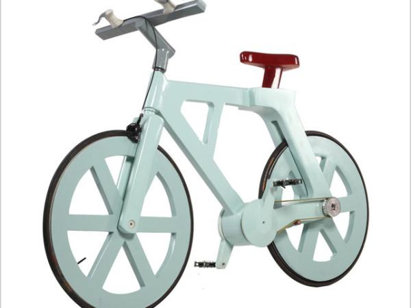 Bicihome BV6 bicicleta cartón