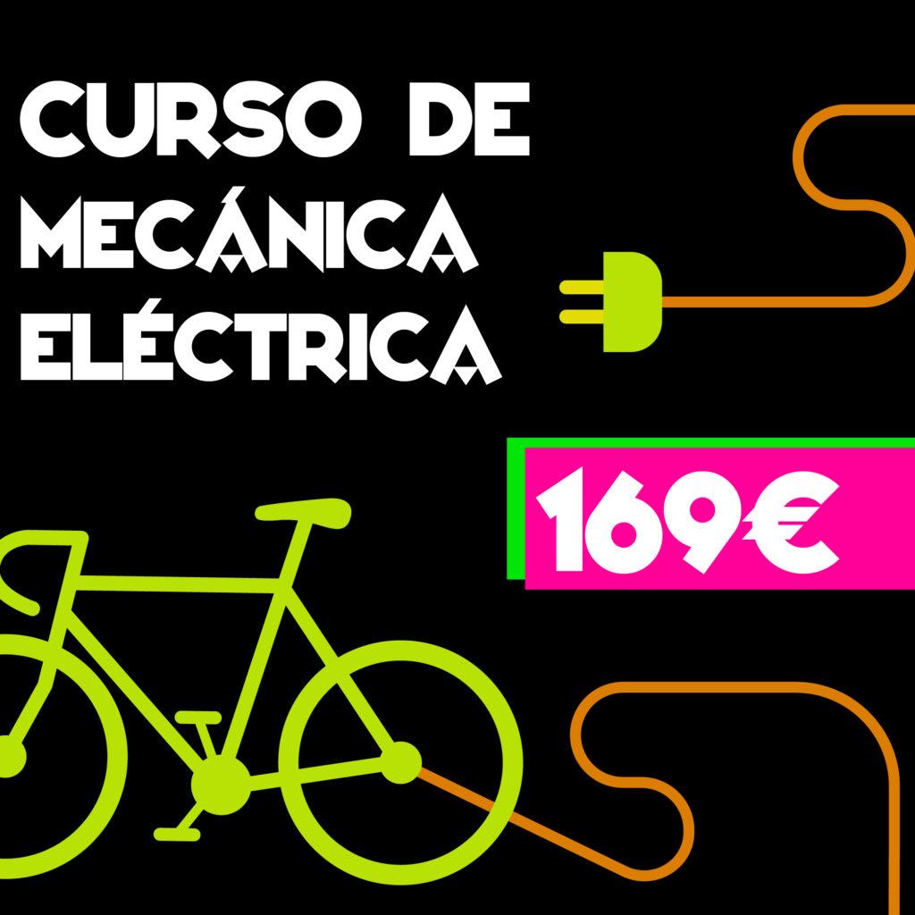 Curso de mecánica electrica de bicicletas-cursos de mecanica de bicis - bicihome