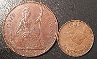 Bicihome Penny Farthing Monedas