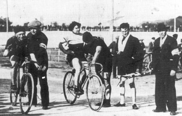 Bicihome Alfonsina Strada 1923