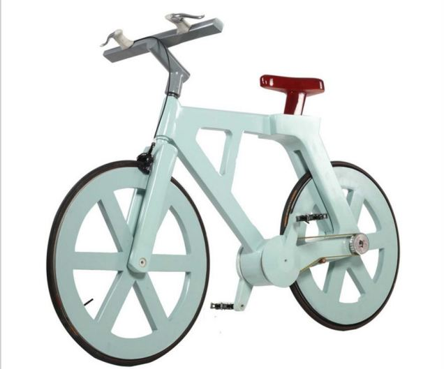 Bicihome Bici de Cartón
