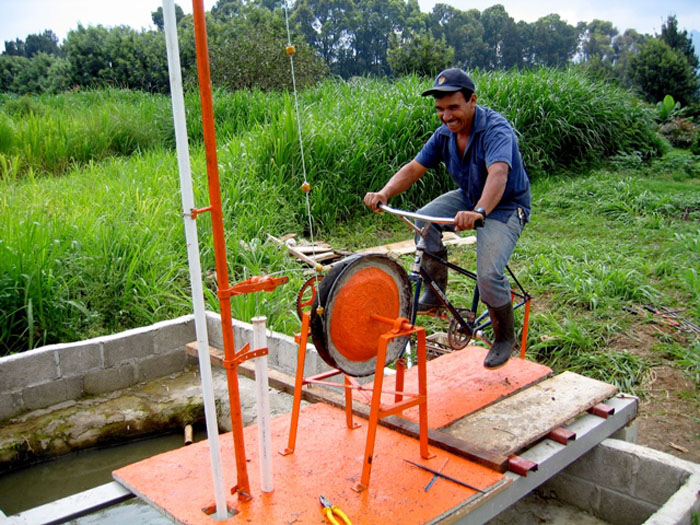 Bicihome Maya Pedal Bicibomba 2