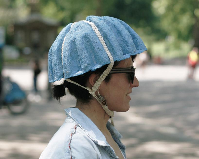 Bicihome Paper Pulp Helmet 2