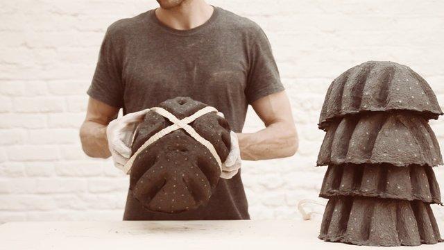 Bicihome Paper Pulp Helmet 3