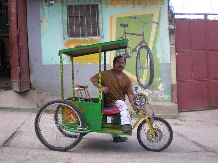Bicihome Taxi