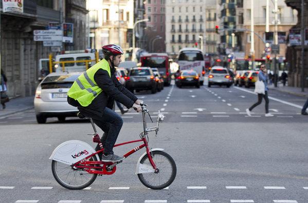 Bicihome ciclista urbano 2
