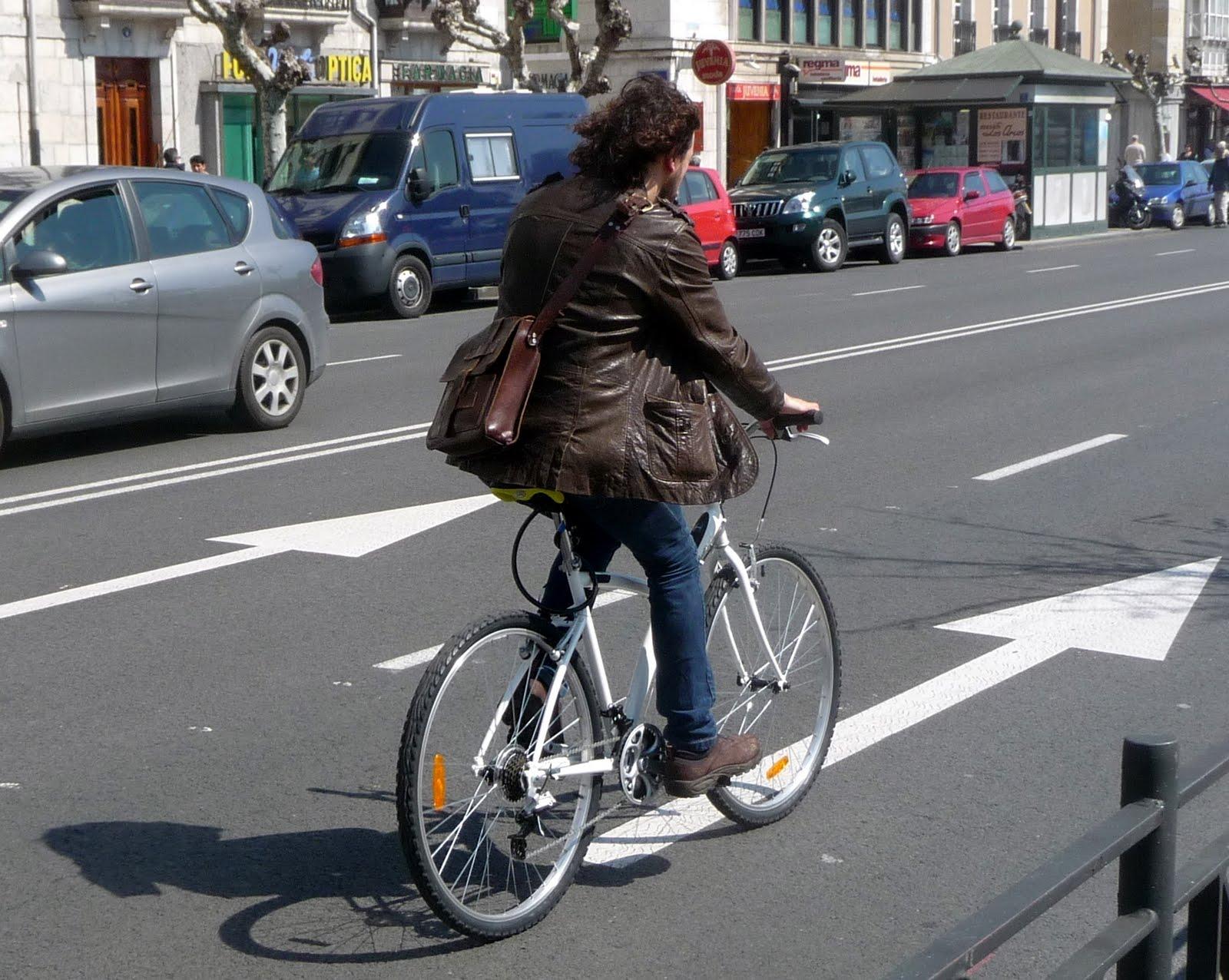 Bicihome ciclista urbano