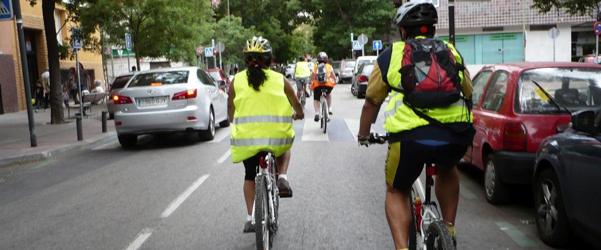 Bicihome ciclistas urbanos