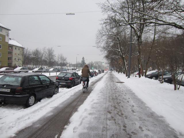 Bicihome Berlin invierno