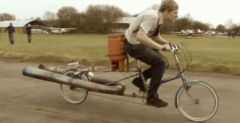 Bicihome Bicycle Jet