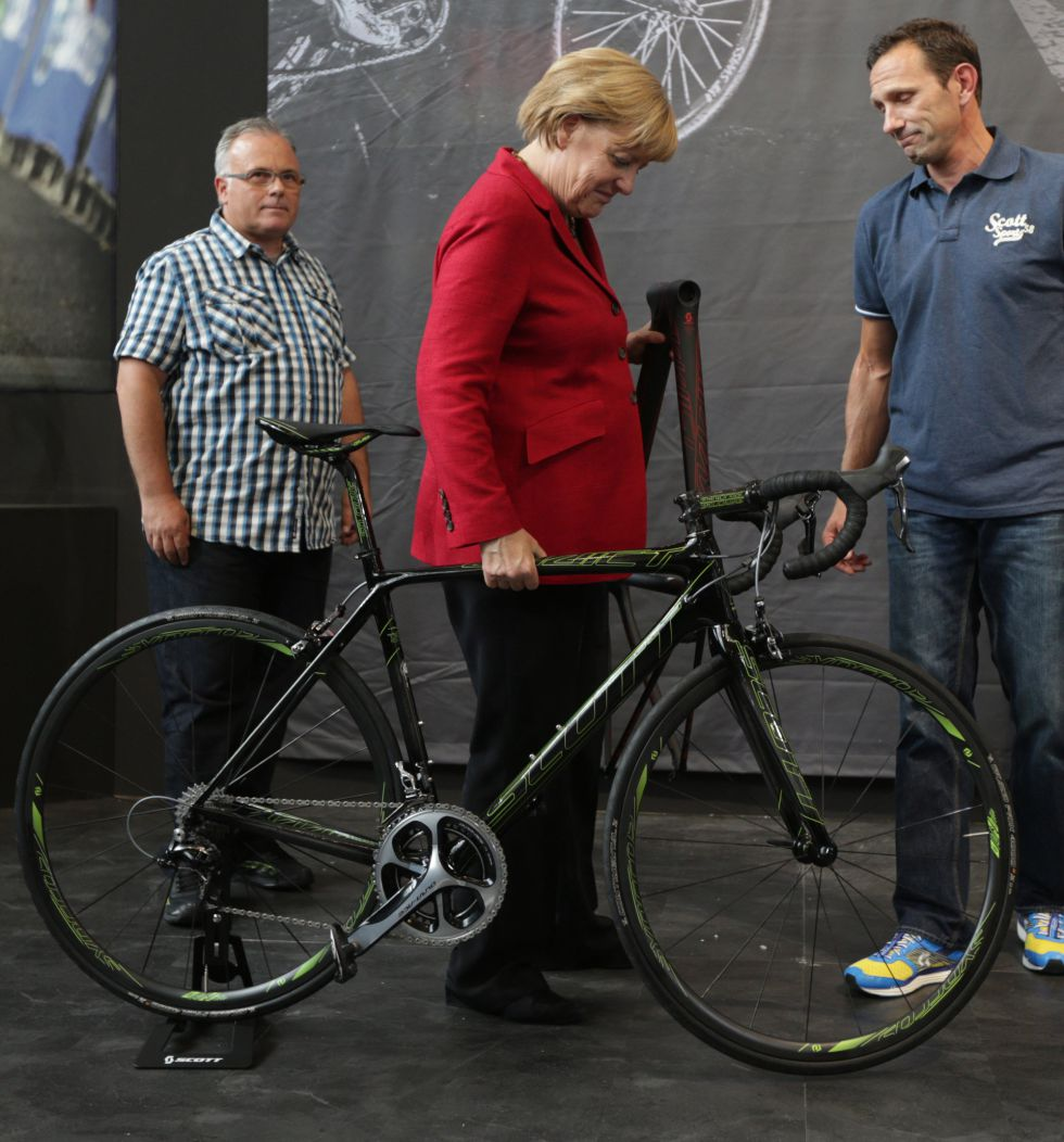 Bicihome Merkel Bici