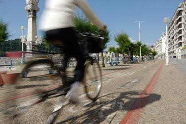 Bicihome carril bici malaga
