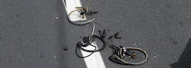 Bicihome accidente bicicleta
