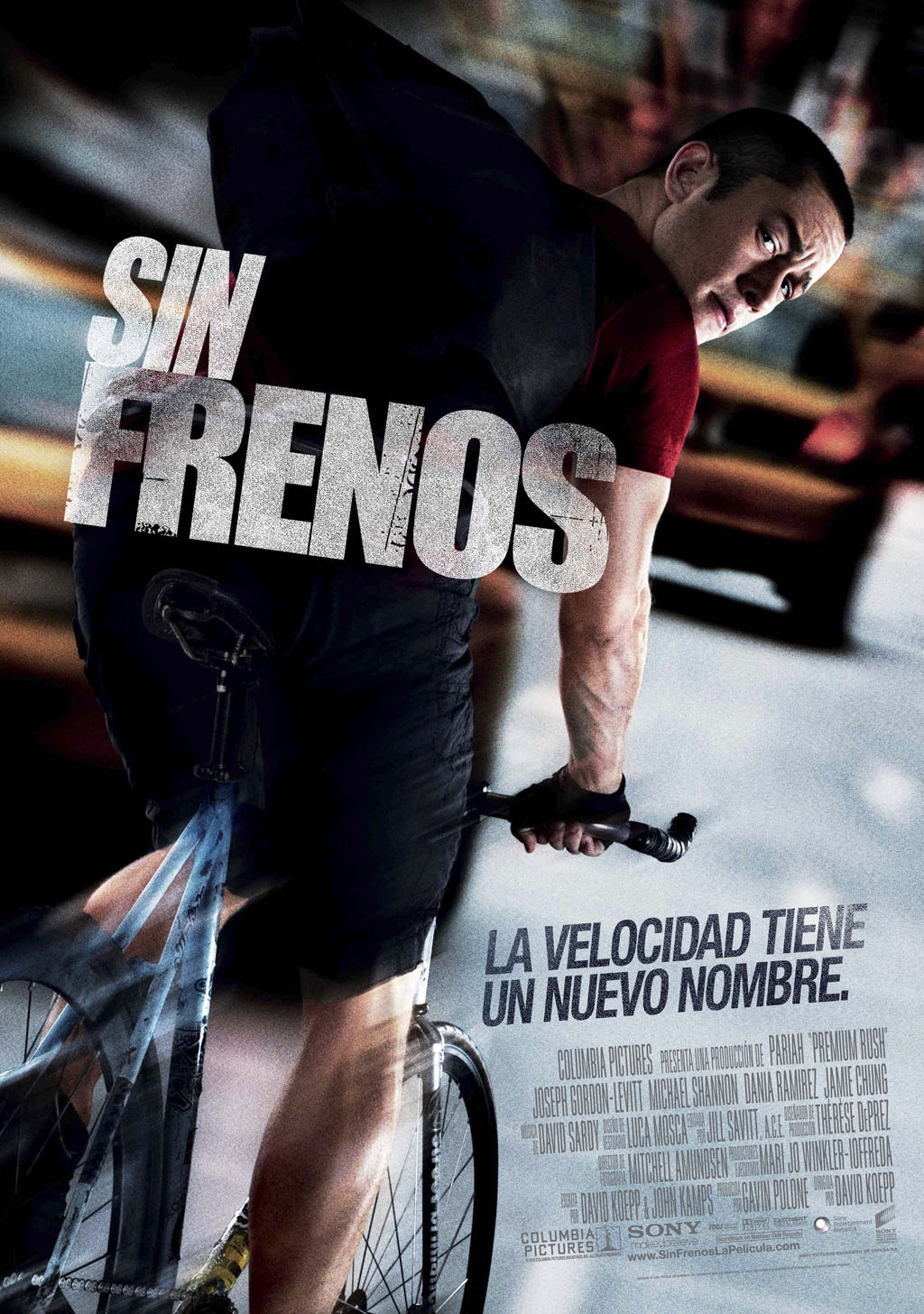 Premium rush Director: David Koepp País: USA Género: Acción