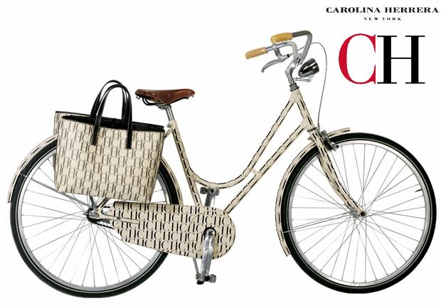 Bicihome Bicicleta Carolina Herrera