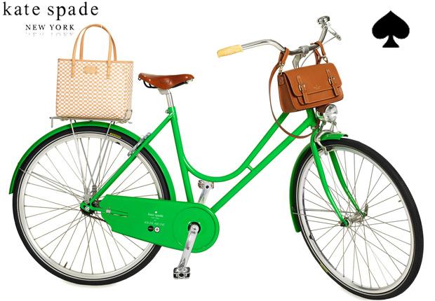 Bicihome Bicicleta Kate Spade