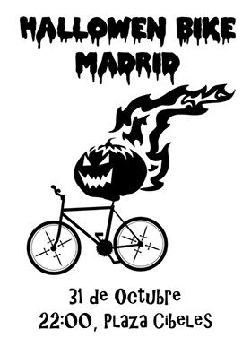 Bicihome Halloween_Bike