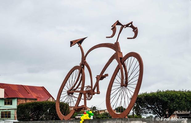 Bicihome bici más grande del mundo