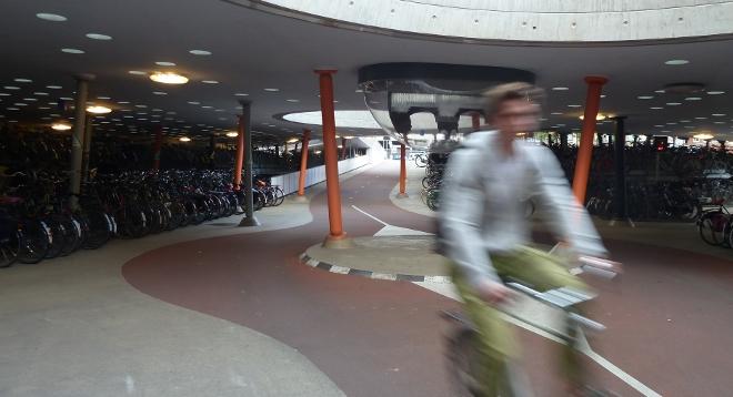 Bicihome infraestructuras ciclistas Groninga