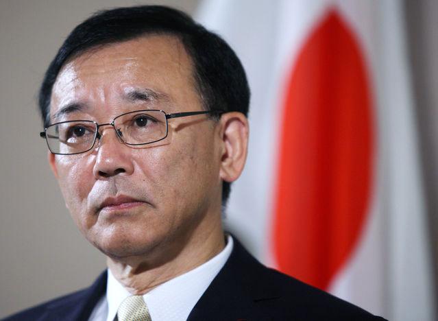 Bicihome-m-ministro-japones-Sadakazu-Tanigaki