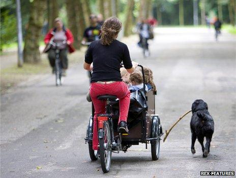 Bicihome bikecargo