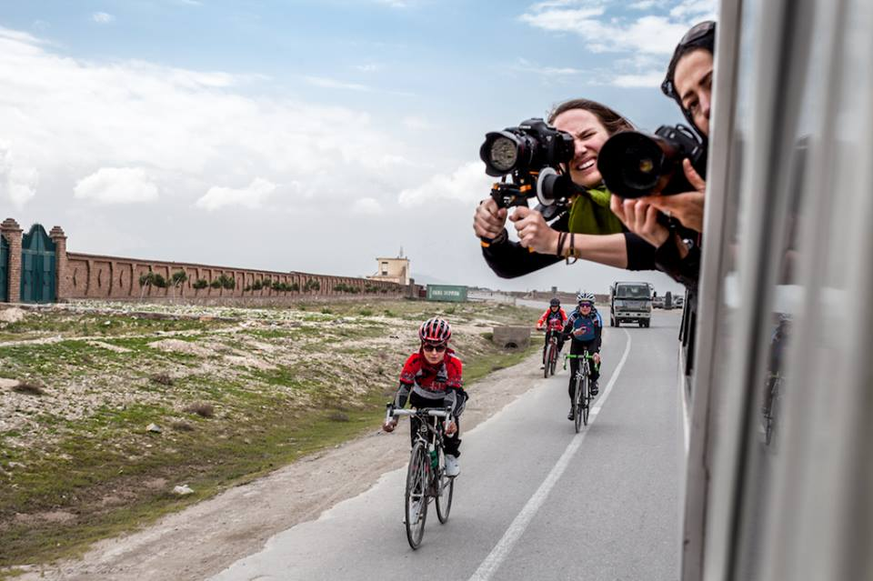 Bicihome Ciclistas Afganas 2