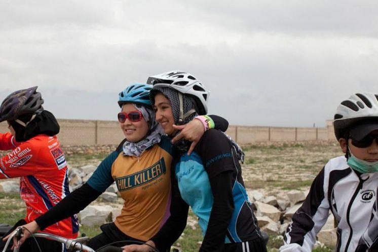 Bicihome Ciclistas Afganas