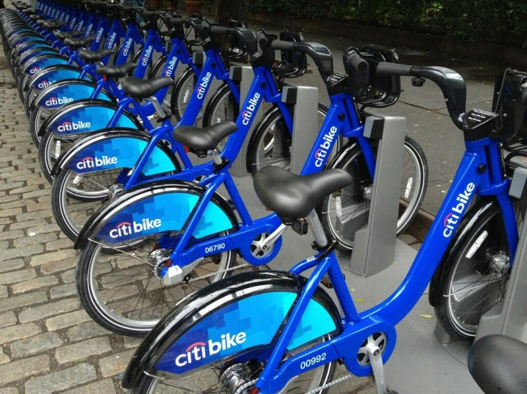 Bicihome citibike