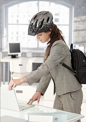 Bicihome trabajador en bici 3