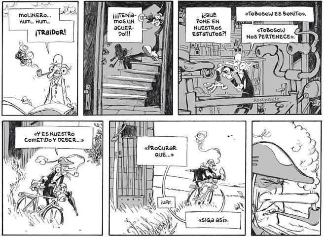 Bicihome Don Quijote Flix 3