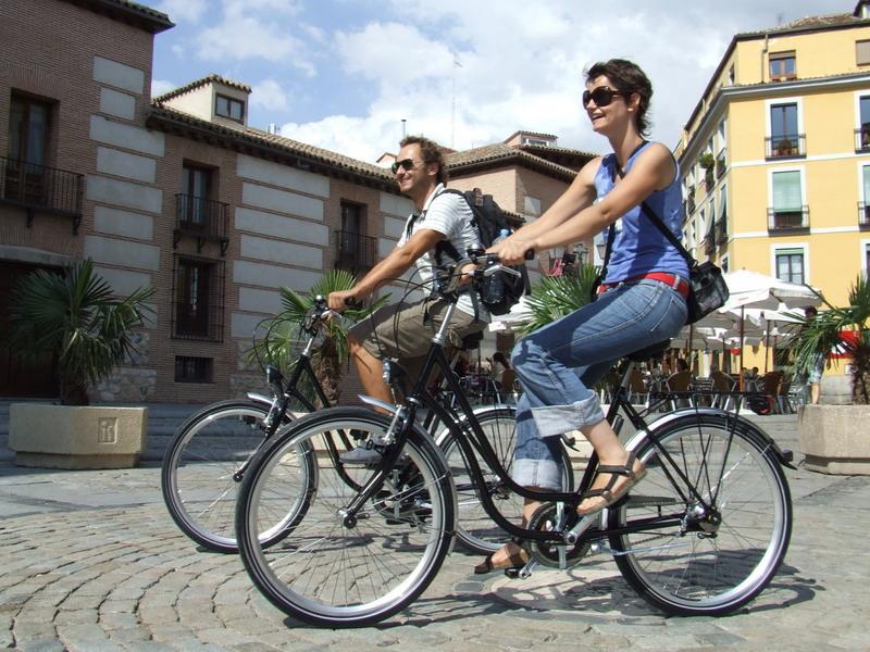 Bicihome Madrid bicicleta 2