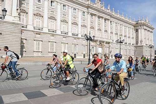 Bicihome Madrid bicicleta