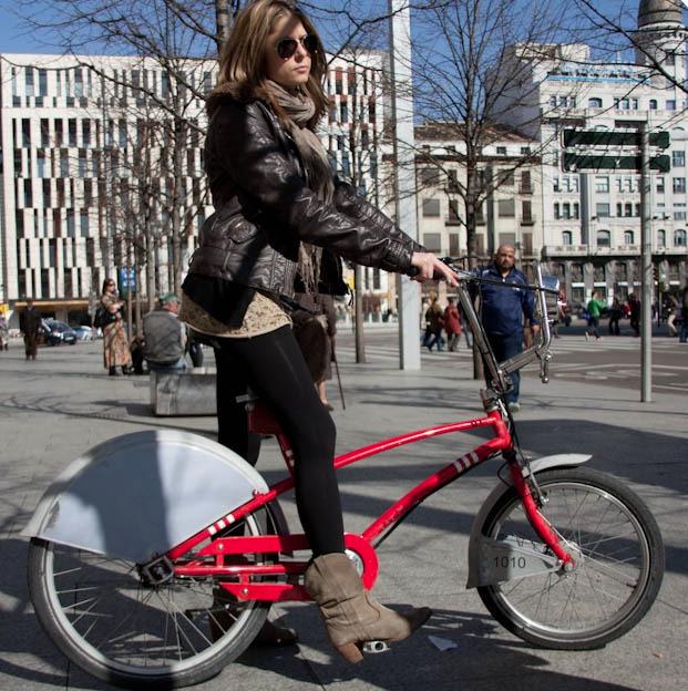 Bicihome bici urbana