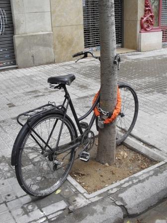 Bicihome parking
