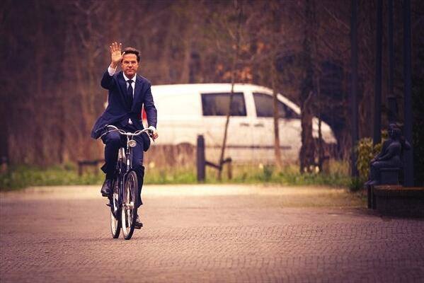 Bicihome ministro holandes