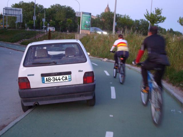 Bicihome bicicletas infractoras