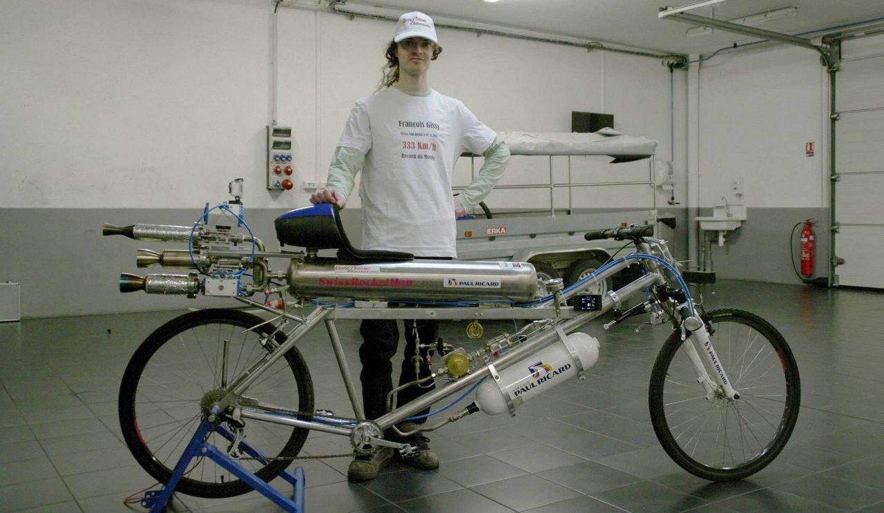 Bicihome record velocidad bicicleta 2