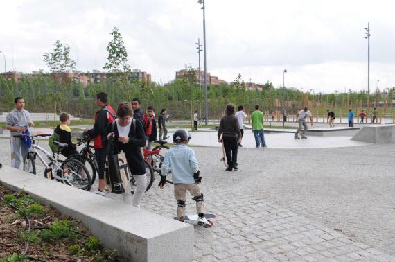 Bicihome Madrid rio BMX 2