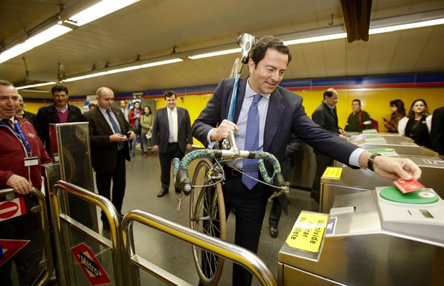 Bicihome bicicleta metro2