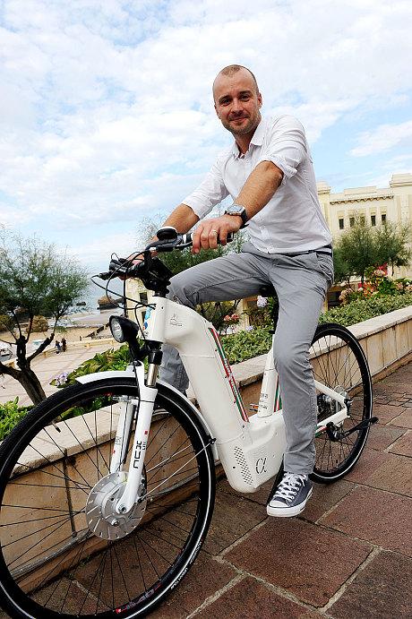 Bicihome bicicleta hidrogeno 2