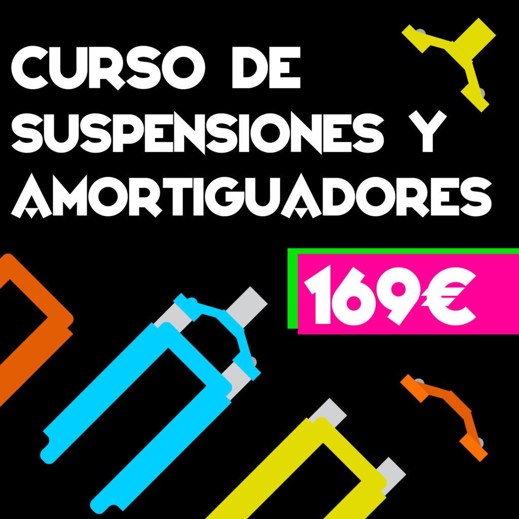 Curso completo sobre Suspensiones y Amortiguadores.