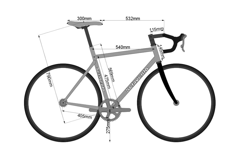 Cómo elegir la talla de bicicleta más adecuada para ti? - Bicihome ...