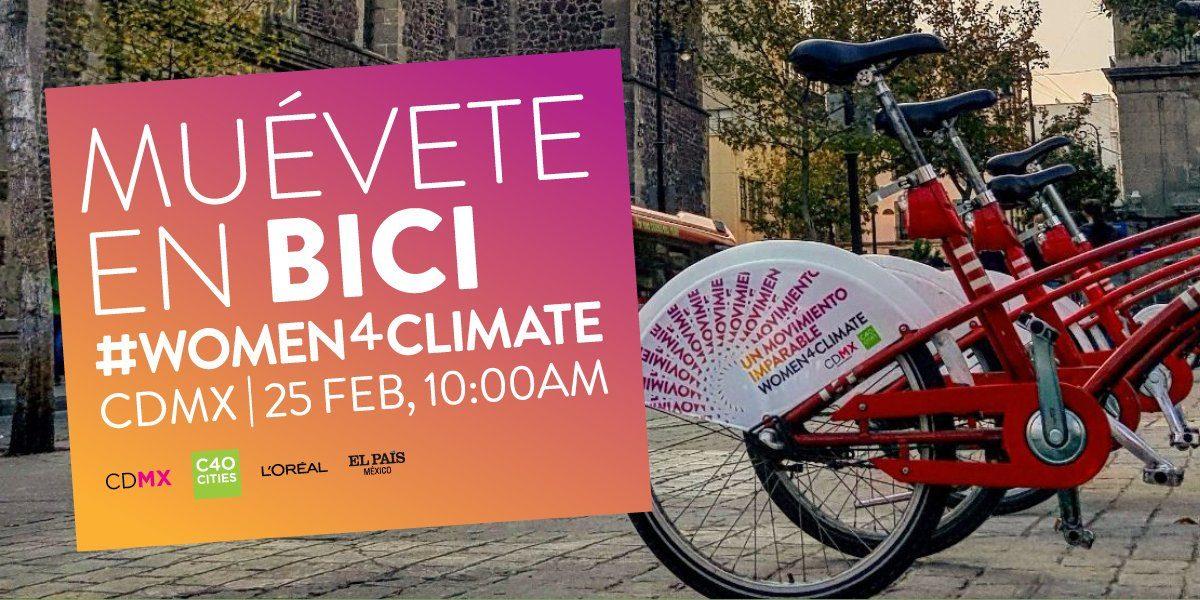 Cumbre Mujeres por el Clima | Bicihome - Part 4